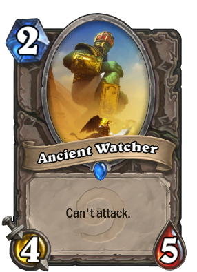 Ancient Watcher Card Image