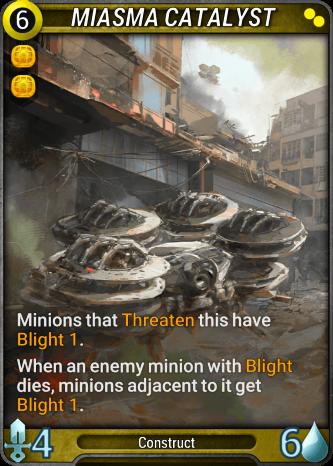 Miasma Catalyst Card Image