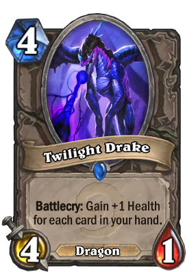 Twilight Drake Card Image