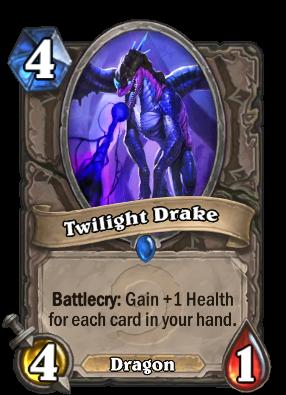 (4) Twilight Drake