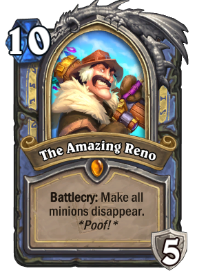 The Amazing Reno Card Image