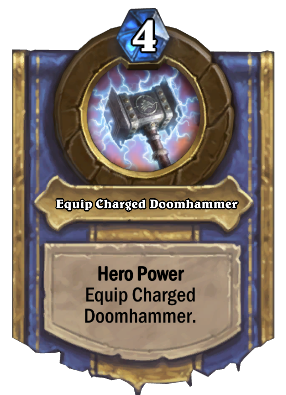 Equip Charged Doomhammer Card Image