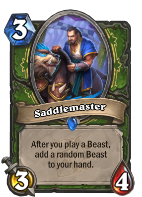 Saddlemaster Card Image