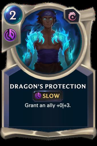Dragon's Protection Card Image