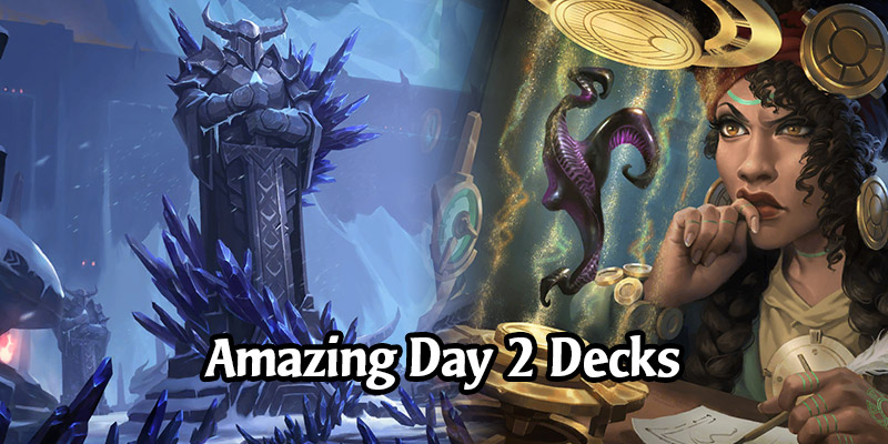 12 Amazing Runeterra Decks From Day 2 of Empires of the Ascended
