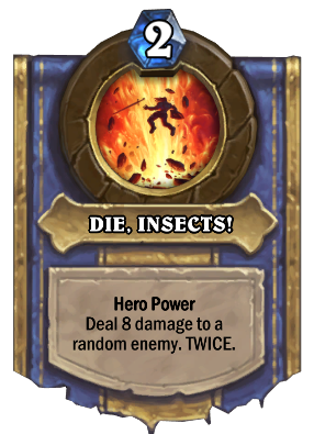 DIE, INSECTS! Card Image