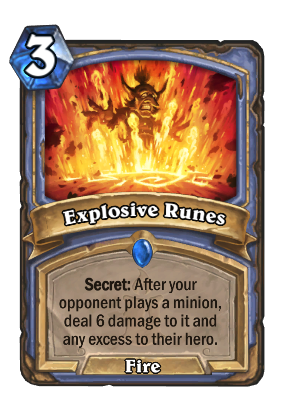 Explosive Runes Card Image