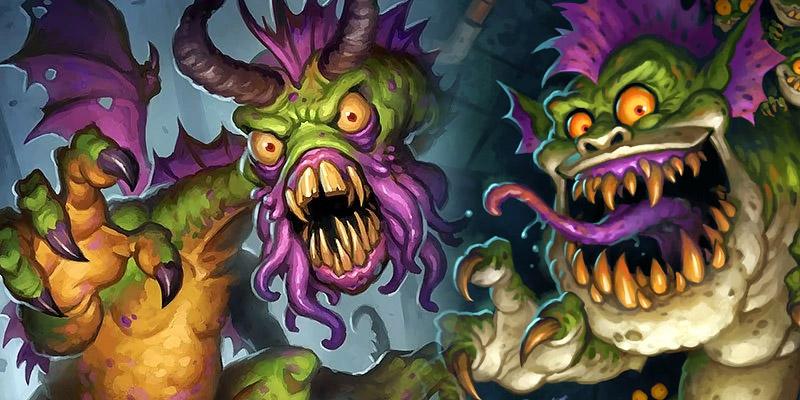 Weekend Wild Hearthstone Decks - Quest Shaman, Miracle Rogue, N'Zoth Taunt Druid, & More!