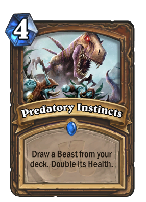 Predatory Instincts Card Image