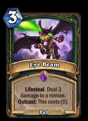 Eye Beam Card Image