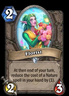 Florist Card Image