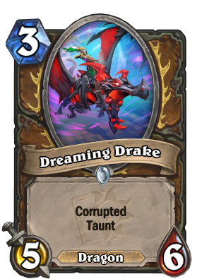Dreaming Drake Card Image