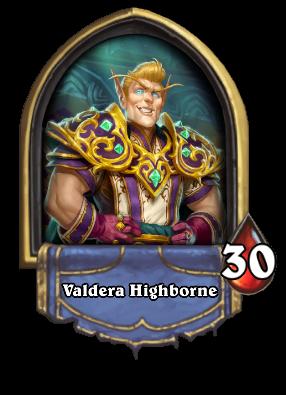 Valdera Highborne Card Image