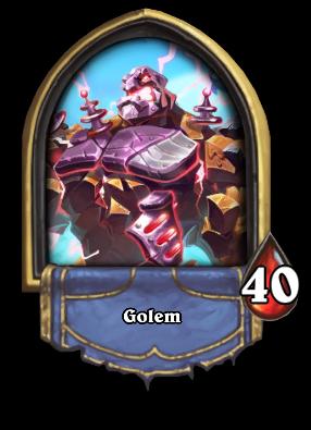Golem Card Image