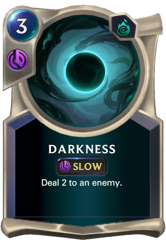 Darkness Card Image