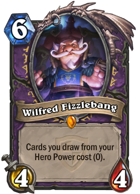 Wilfred Fizzlebang Card Image
