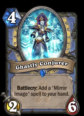 Ghastly Conjurer Card Image