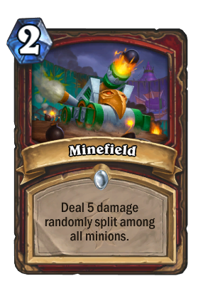 Minefield Card Image