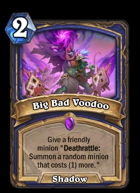 Big Bad Voodoo Card Image