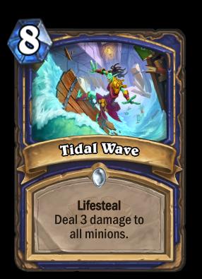 Tidal Wave Card Image