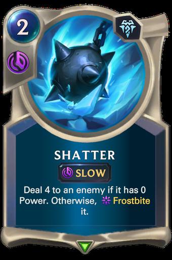 Shatter Card Image