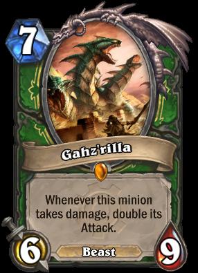 Gahz'rilla Card Image