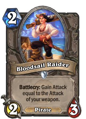 Bloodsail Raider Card Image