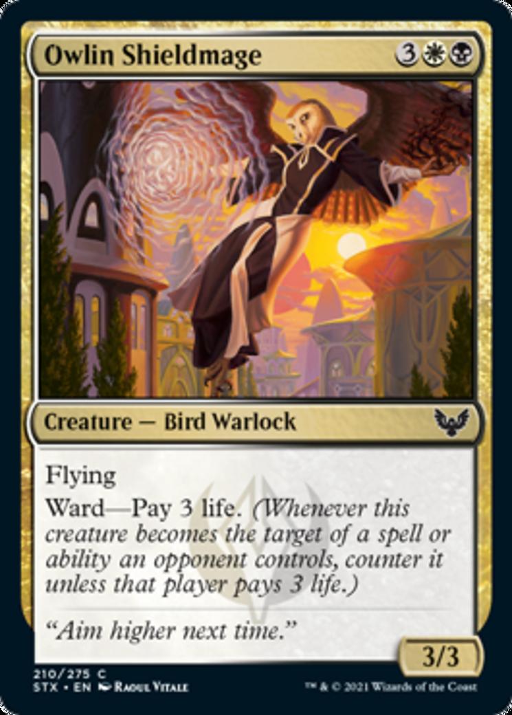 Owlin Shieldmage Card Image