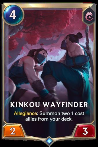 Kinkou Wayfinder Card Image