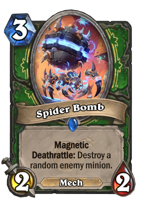 Spider Bomb Card Image