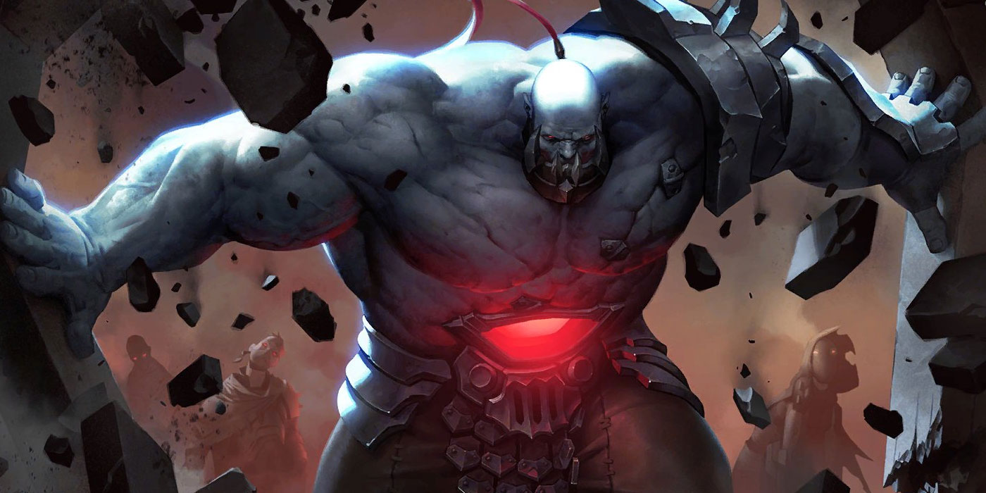 Sion: New Noxus Champion Reveal - 11 New Runeterra Cards Revealed