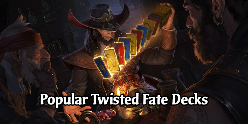 Awesome Twisted Fate Decks for Runeterra's Rising Tides Expansion