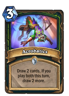 Acrobatics Card Image