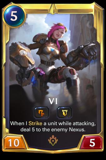 Vi Card Image