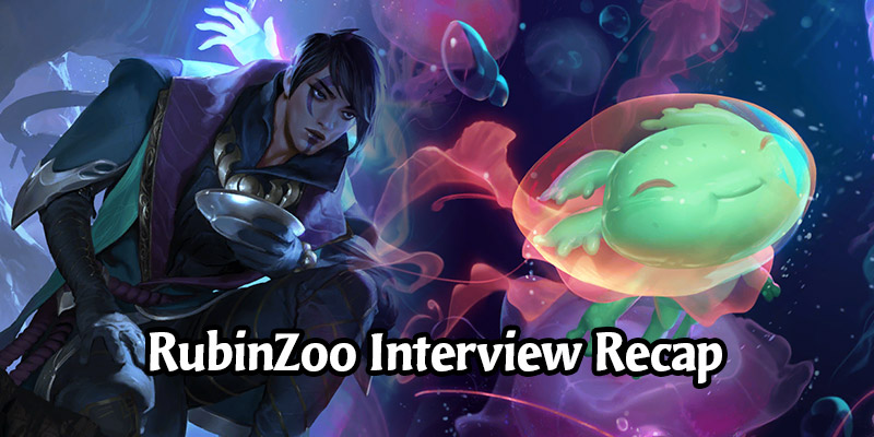 "RubinZoo Talks Recent Patches, Why Sunk Cost is a Meme, and the 3rd Tiebreaker for ""Strongest"""