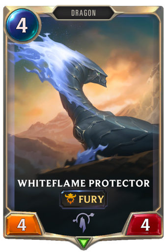 Whiteflame Protector Card Image