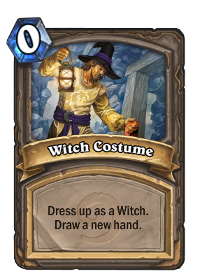 Witch Costume Card Image