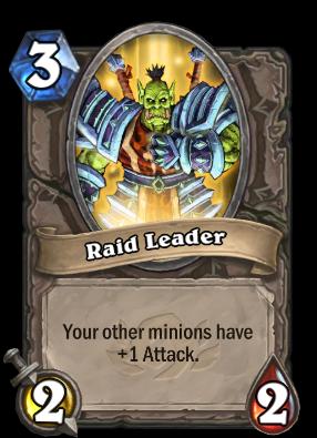 Raid Leader Card Image