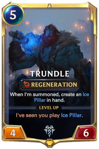 Trundle Card Image
