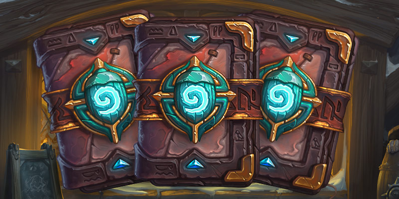 Uldum Packs & Gold Brawl Compensation for Recent Hearthstone Issues