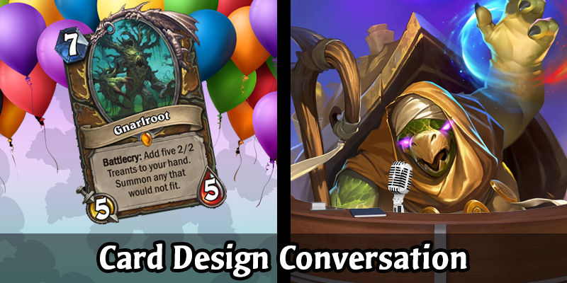 Card Design Conversation - Birthday Bash