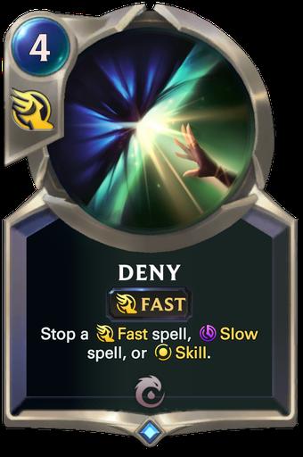 Deny Card Image