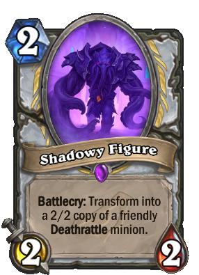 Shadowy Figure Card Image