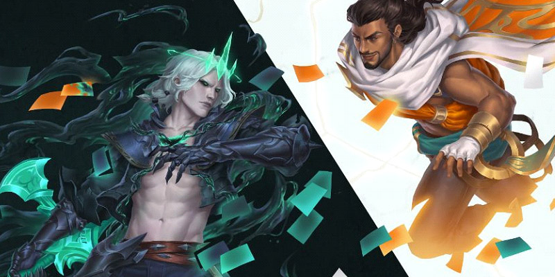 Legends of Runeterra Patch 2.12.0 Full Notes - Viego & Akshan Champion Expansion, Sentinels of Light Event