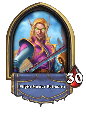 Flight Master Belnaara Card Image