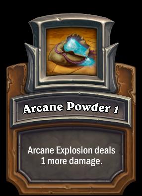Arcane Powder 1 Card Image