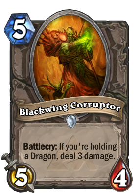 Blackwing Corruptor Card Image
