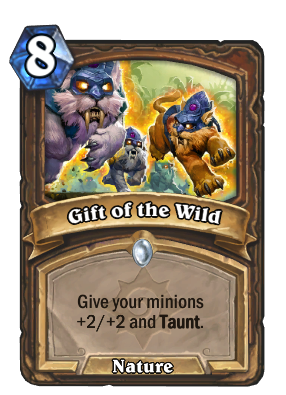 Gift of the Wild Card Image