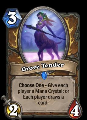 Grove Tender Card Image
