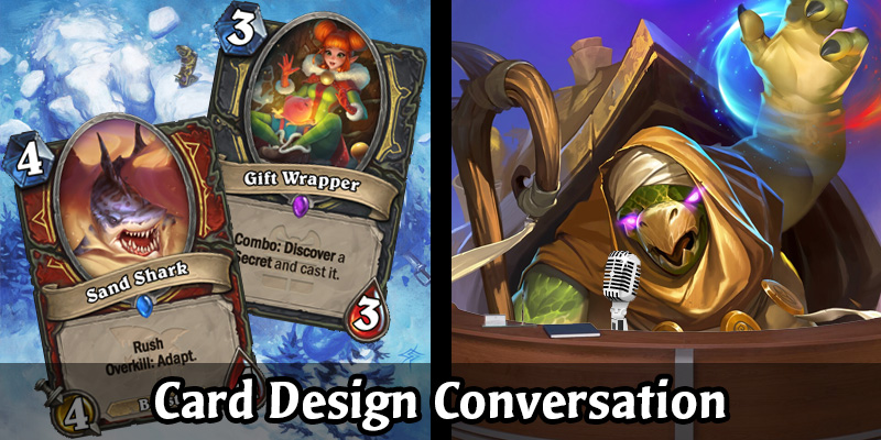 Card Design Conversation - End Another Thing